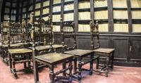 Salle de Intronati à Sienne