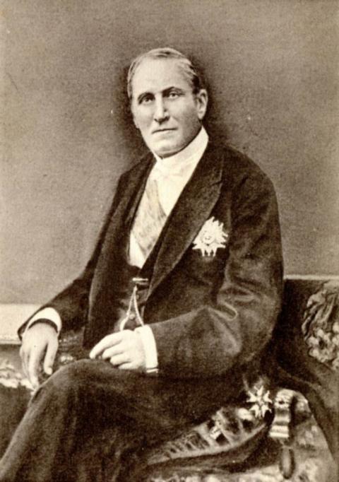 Mémoires du Baron Haussmann. Avant l'Hotel de Ville (Éd.1890-1893) - Georges-Eugène Haussmann