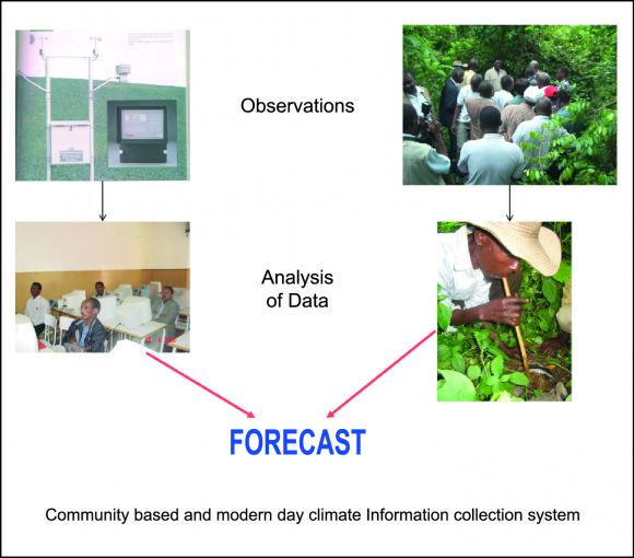 Reconstruction of agricultural calendar lessons from Western Kenya