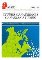Le Canada et ses définitions de 1867 à 2017 (volume 2)