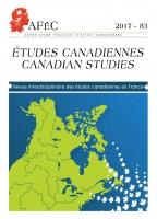 Le Canada et ses définitions de 1867 à 2017 : valeurs, pratiques et représentations