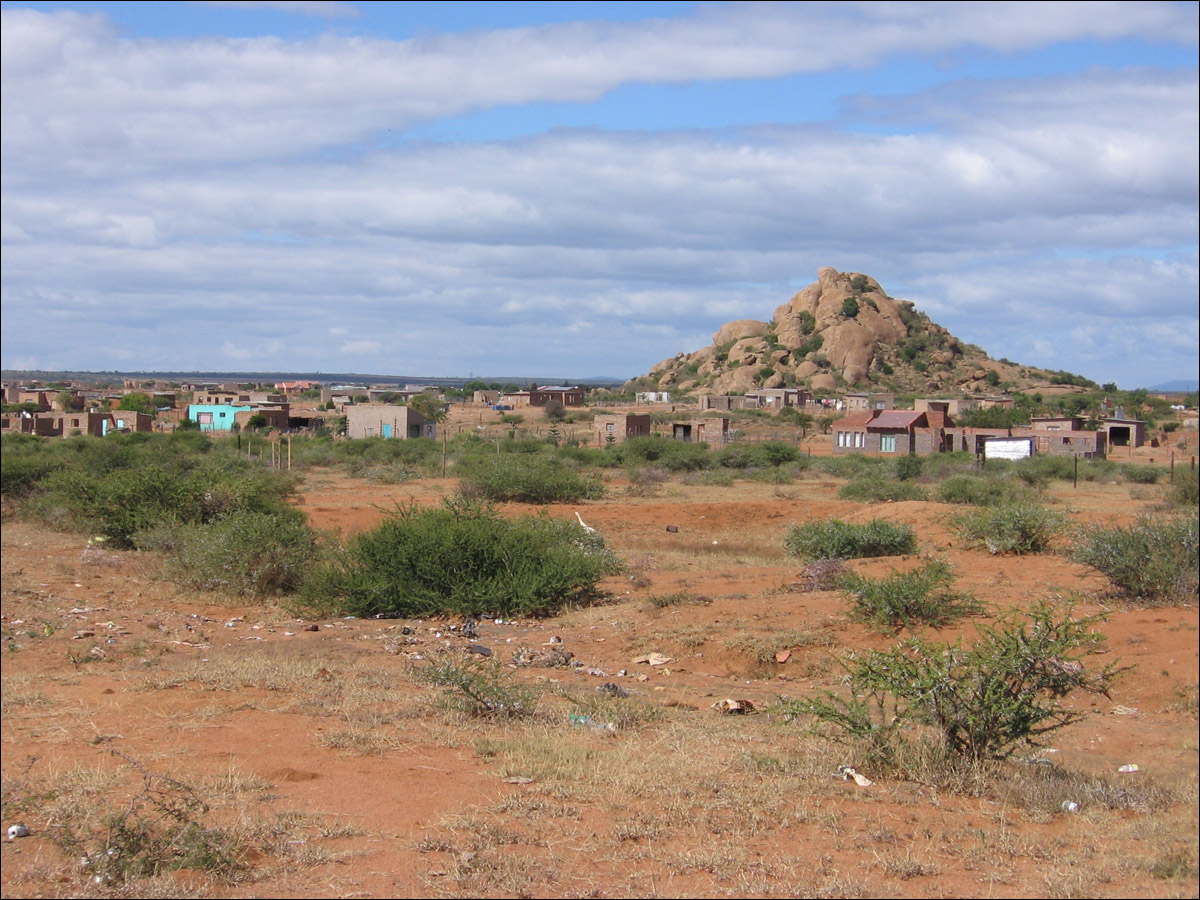 A post apartheid landscape the legacy of resettlement in limpopo url sciox Image collections