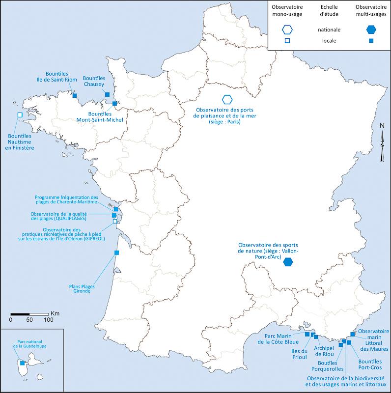 carte de île d'oléron