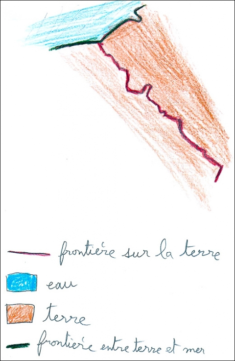 Illustration 3 – Dessin de Marvin, 11 ans, CM2, Colleret