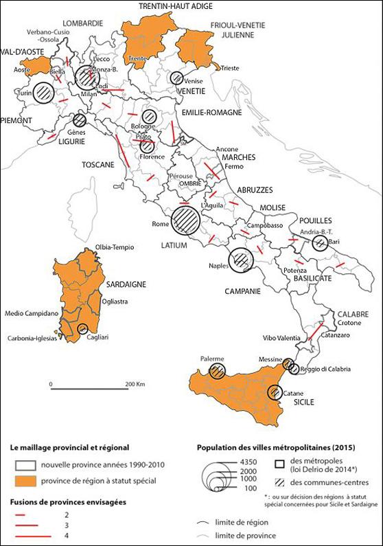 a190930173d Réforme territoriale à l italienne   d une géographie des intérêts à ...