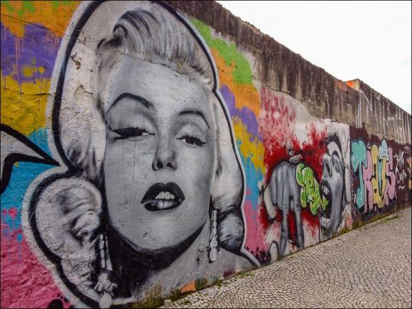 Art De Mur De Plage