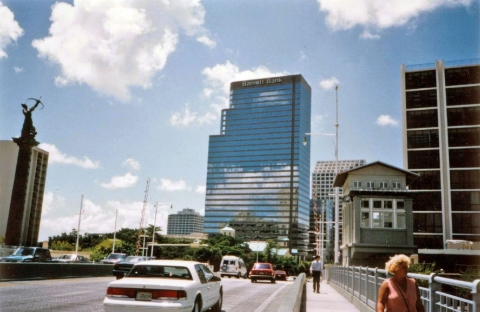 Photo 1 – Brickell, quartier des banques à Miami