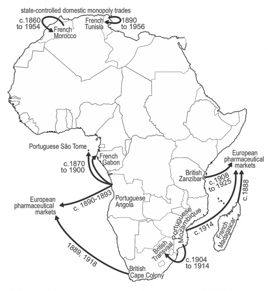A Brief Agricultural History Of Cannabis In Africa From