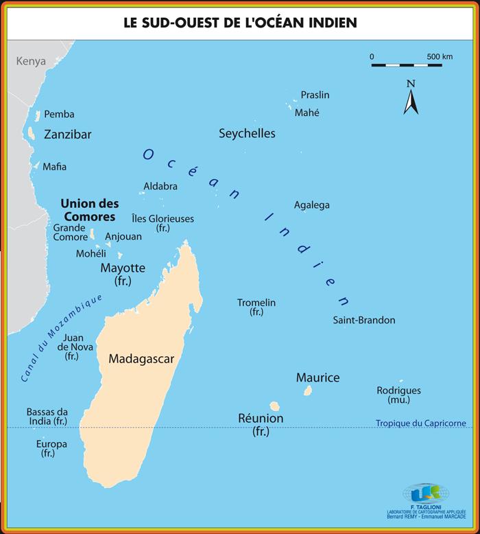 archipel océan indien