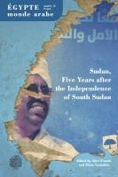 EMA 14 - Le Soudan, cinq ans après l'indépendance du Soudan du Sud