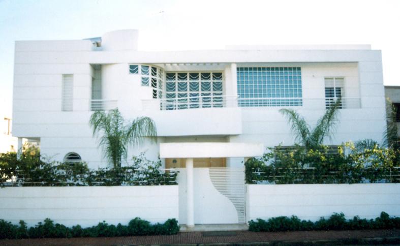 La Villa A Rabat L Appropriation Du Modele Dans Une