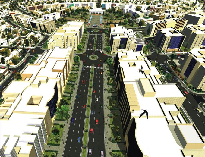 Les paradigmes du d veloppement urbain durable et de for Espace vert lotissement
