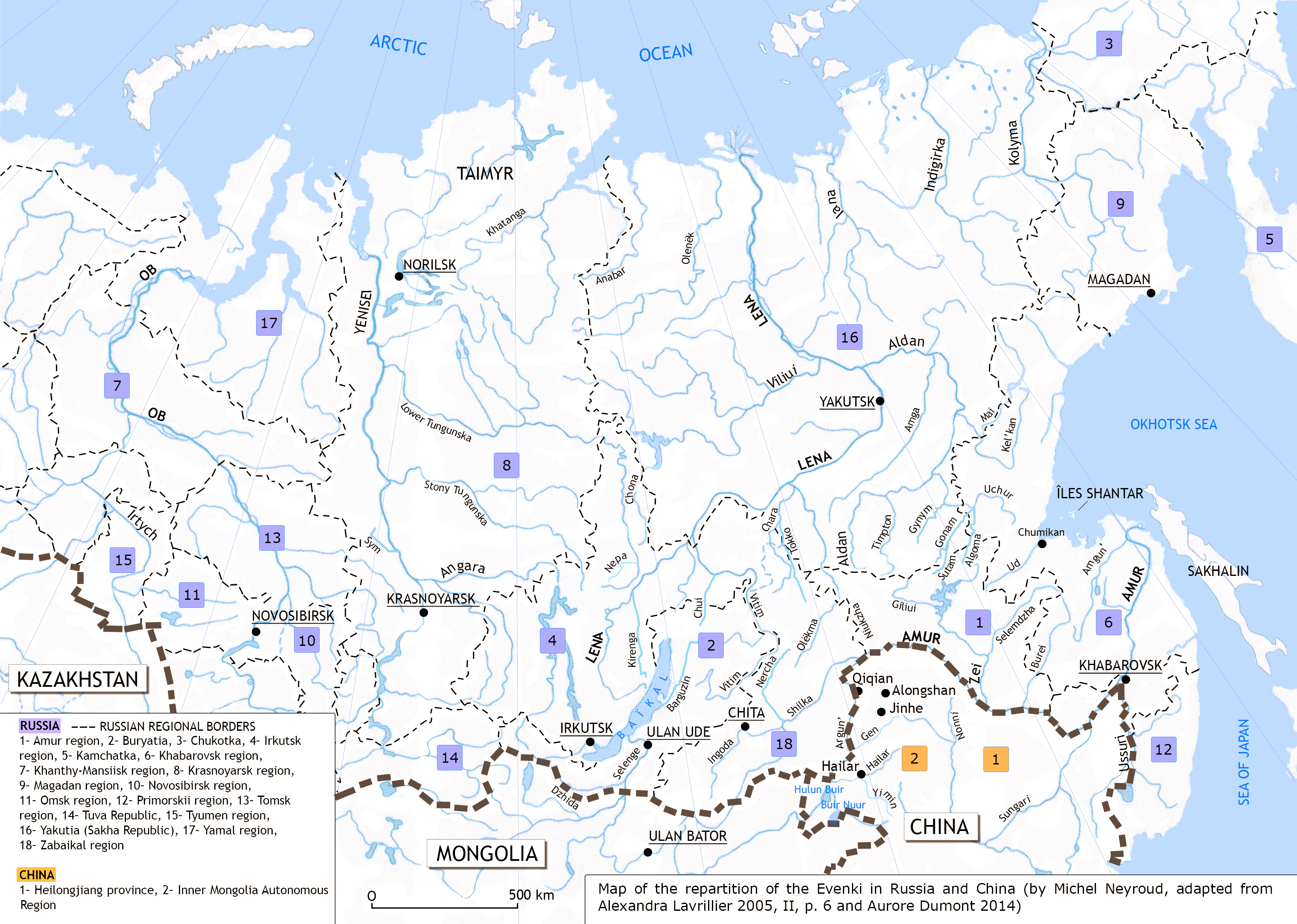 Picture of: Human Nature Relationships In The Tungus Societies Of Siberia And Northeast China