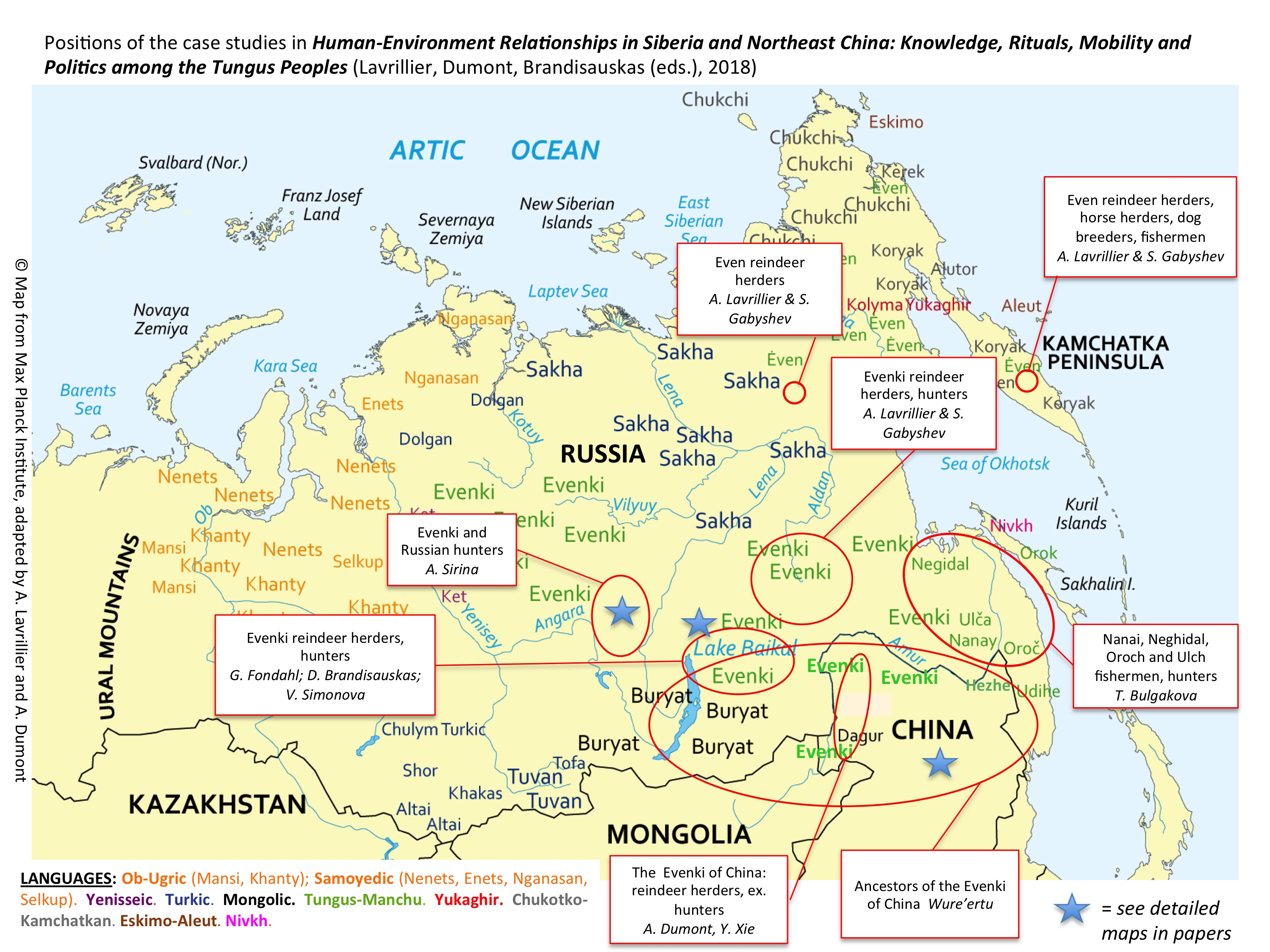 Human Nature Relationships In The Tungus Societies Of Siberia And Northeast China