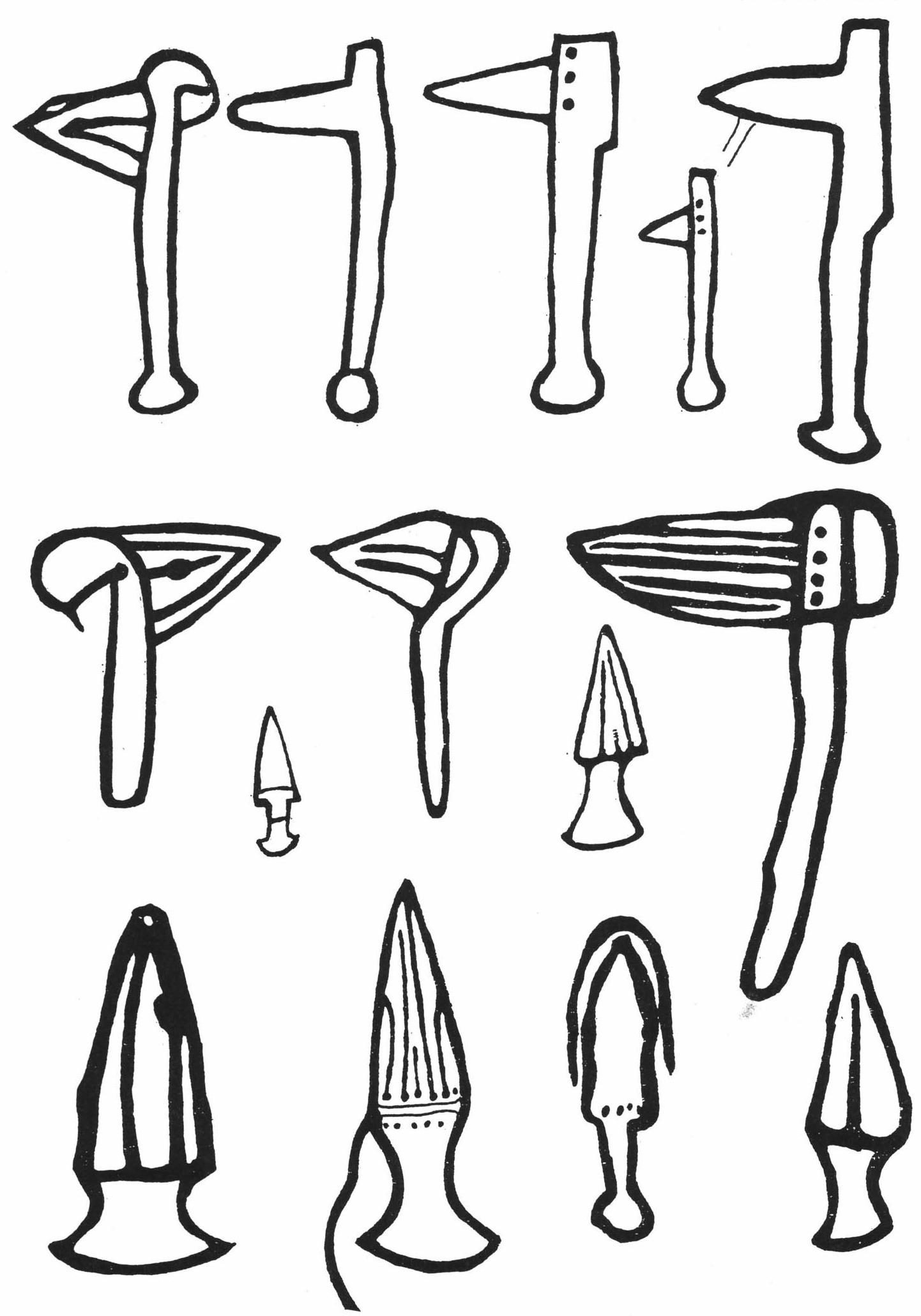 11 Bracelets Caprarienses Bronze Ge Du G Camps  # Tables Pour Teles Ouedkniss