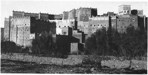 Architecture Berbère - 2ème partie -  dans Architecture & Urbanisme img-4-small480