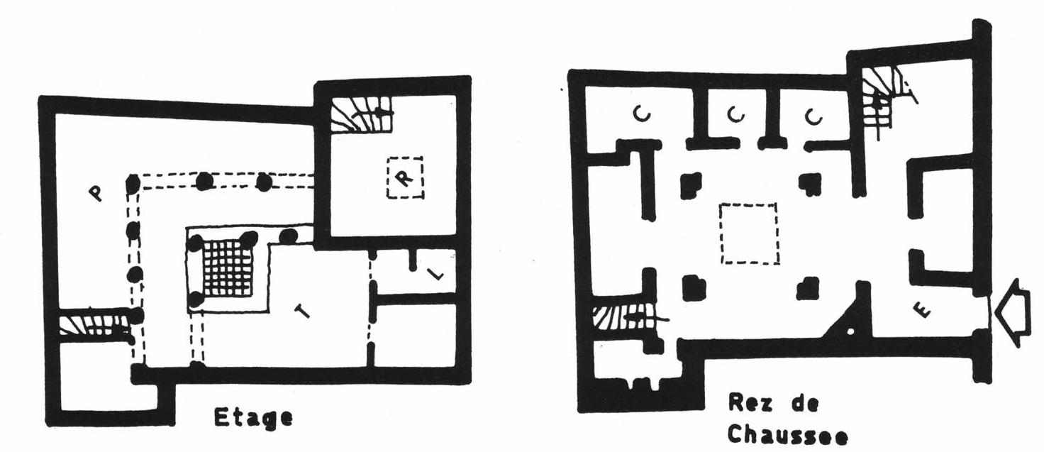 url httpjournalsopeneditionorgencyclopedieberberedocannexeimage2582img 8png - Plan Dune Maison Marocaine