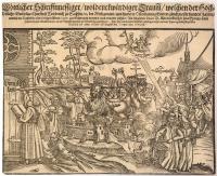 Göttlicher Schrifftmessiger, woldenckwürdiger Traum, welchen der Hochlöbliche...Churfürst zu Sachsen...dreymal nach einander gehabt hat...