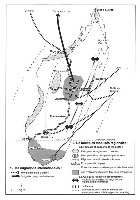 Carte Nickel Madagascar.Madagascar Ile Immobile
