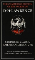 Greenspan, Vasey and Worthen : D.H. Lawrence: Studies in Classic American Literature