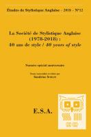 Couverture ESA numéro 12