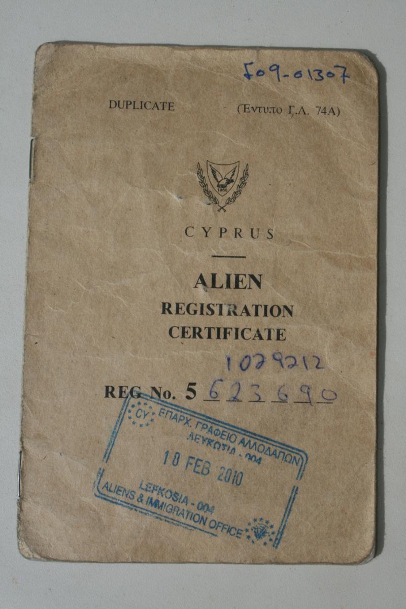 Carte De Resident Chypre.Regime De Confinement Et Gestion Des Migrations Sur L Ile De