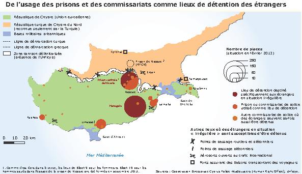 Chypre Carte Didentite Belge.Regime De Confinement Et Gestion Des Migrations Sur L Ile De Chypre