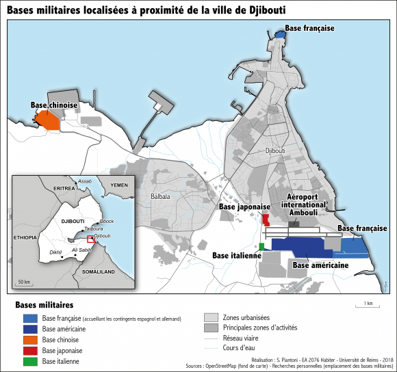 Image result for base militaire française djibouti