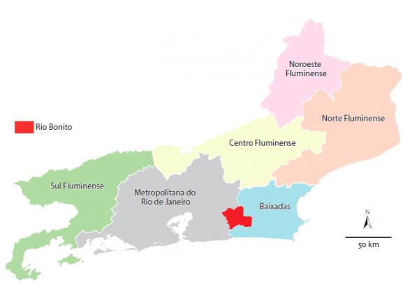 Rio De Janeiro Mapa Png.A Reestruturacao Produtiva Industrial Fluminense Um Olhar