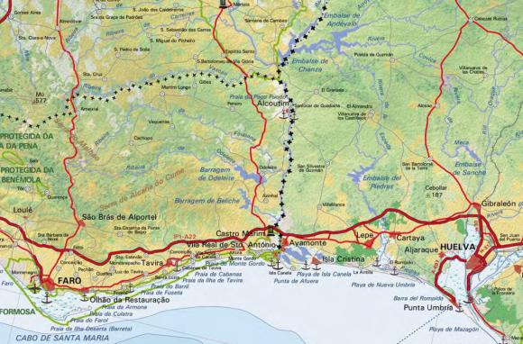 Turismo En La Frontera Patrimonialización Y Cooperación Transfronteriza En Una Periferia De La Unión Europea