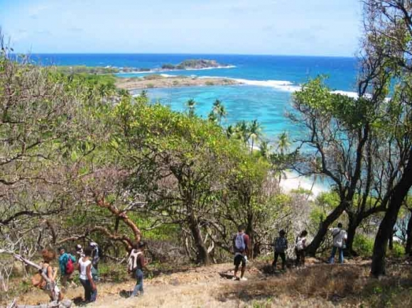Ecotourism Challenges: the Case Study of Sainte-Anne Commune