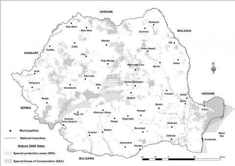 Tourism And Biodiversity In Natura 2000 Sites Case Study Natura