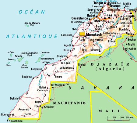 voyage maroc danger 2015