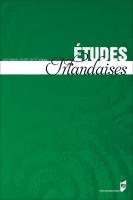 couverture Études irlandaises 42-2