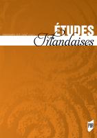 couverture Études irlandaises 43-1