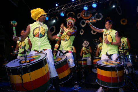 Figure 3. The BANDA OLODUM