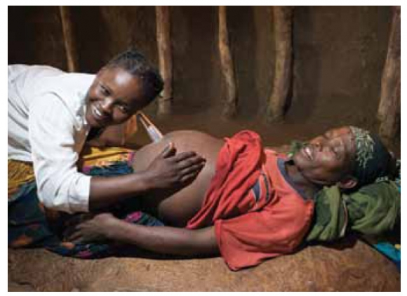 Giving birth in rural Africa still remains a challenge. Governments must commit to improve things