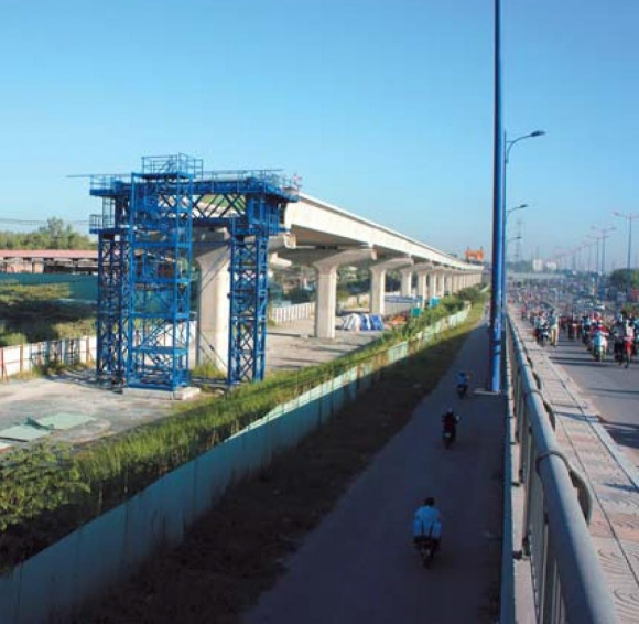 Social acceptability of large infrastructure projects in Vietnam