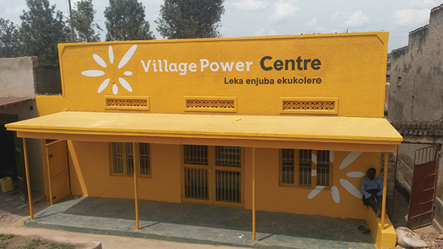 Village Power scaling rural electrification in Uganda