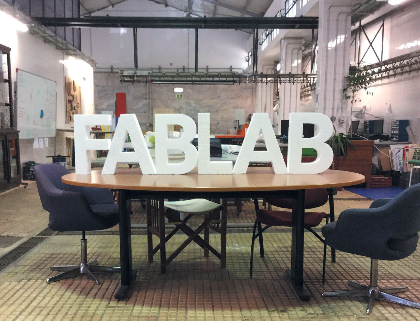 Fablab Lisboa When A Municipality Fosters Grassroots Technological Laser Cutting Circuit Board Mockups Makespace Url