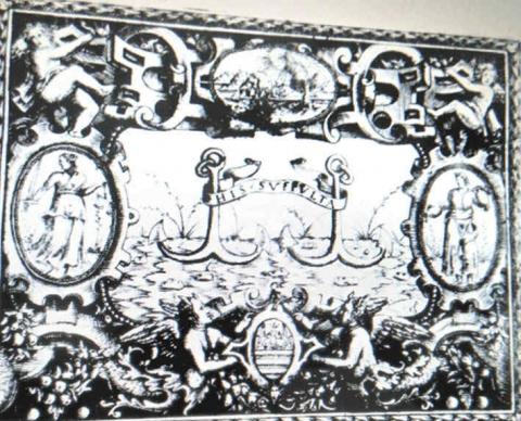Los Heroica Symbola De Juan Lorenzo Palmireno