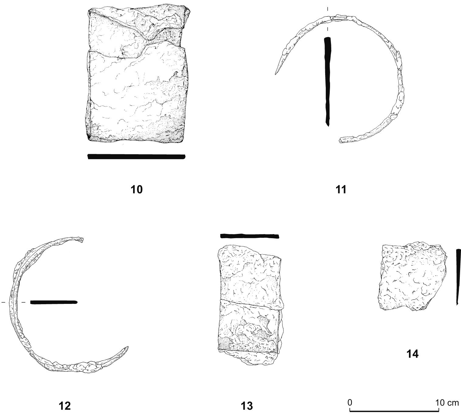 89e83809679 Des éléments de charronnerie gallo-romaine à Châteaumeillant (Cher)