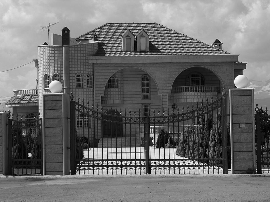Le d veloppement au p ril de la g opolitique l exemple for Maison prefabriquee liban