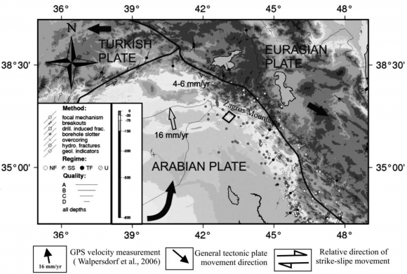 Relationship Between Tectonic Activity Fluvial System And