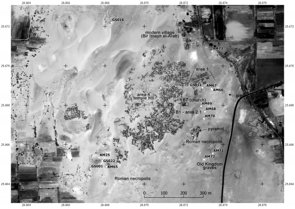 carte m ra perdue Construction and deflation of irrigation soils from the Pharaonic