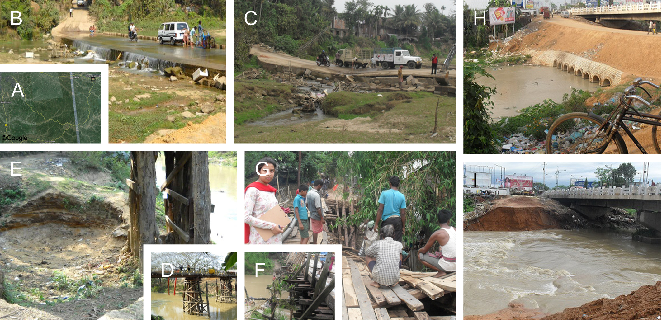 Anthropogenic Impacts On The Morphology Of The Haora River