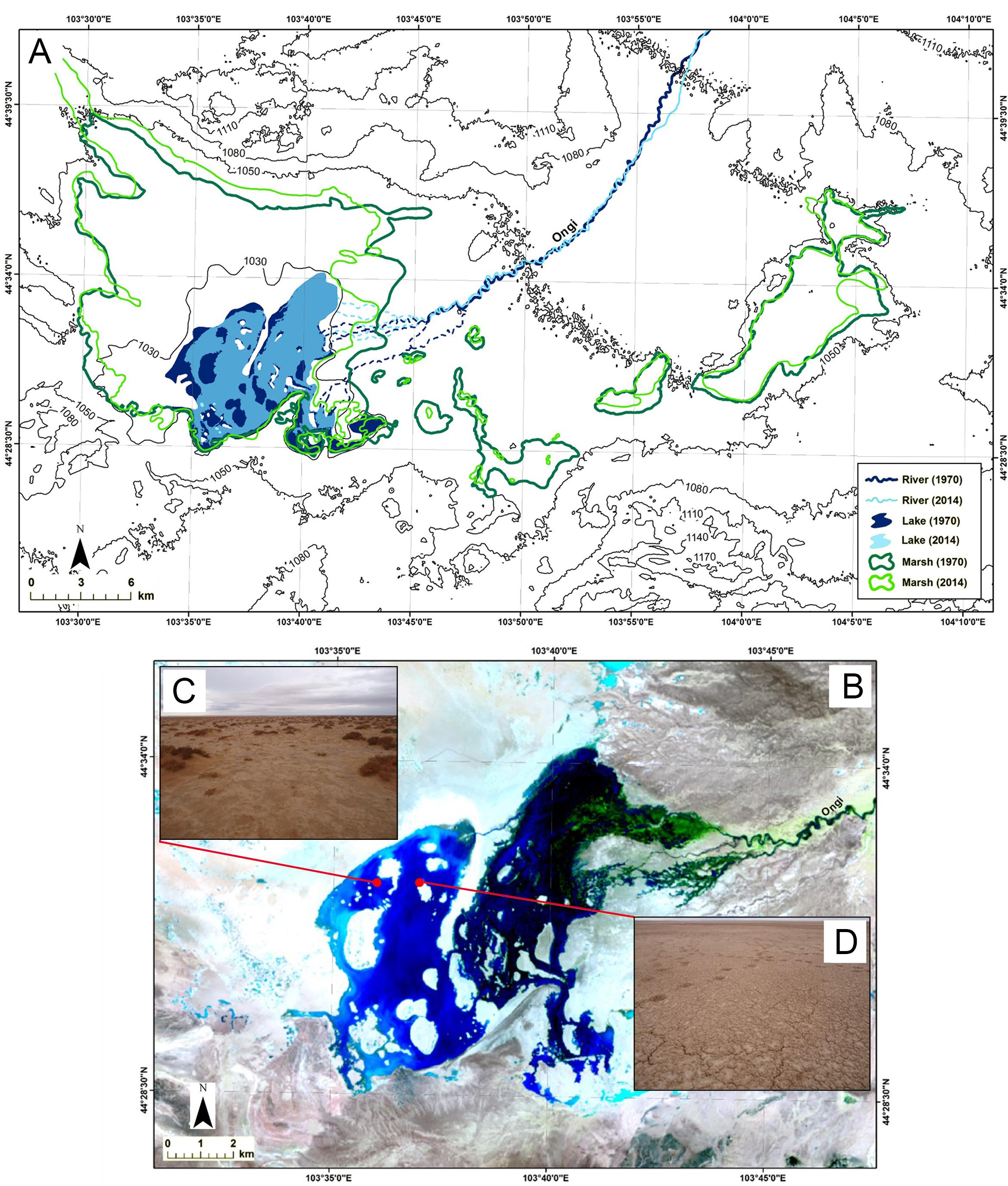 Middle To Late Holocene Sedimentation Dynamics And Paleoclimatic Mk 5894 Agrandir
