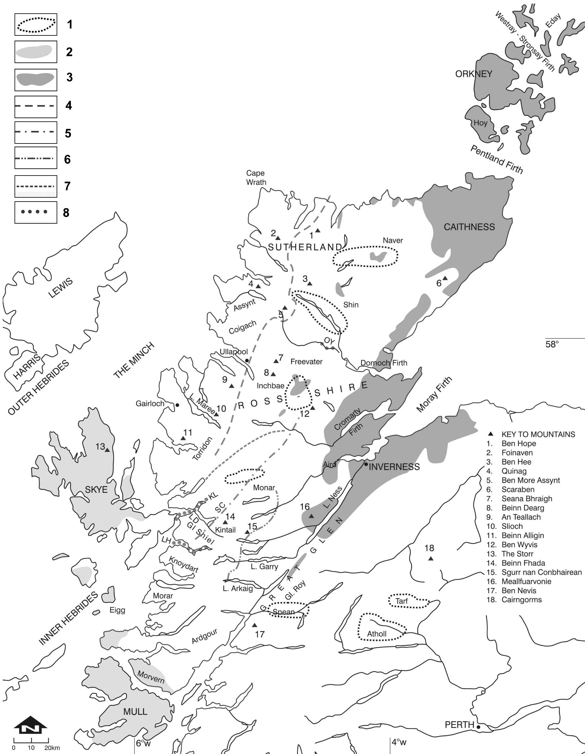 alain godard on the nw highlands of scotland present relevance for  agrandir