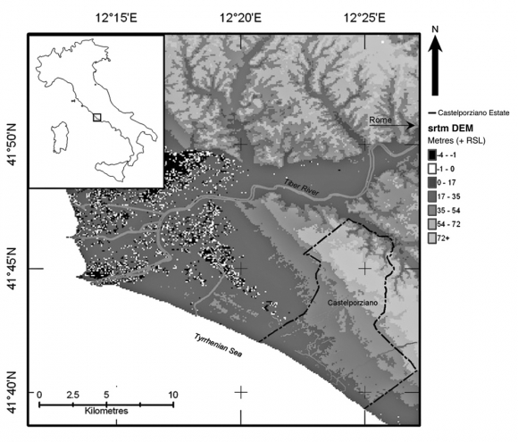 Geoarchaeological case study