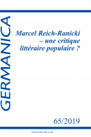 Couverture Germanica 65